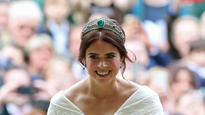 What Meghan And Eugenie's Wedding Make-Up Have In Common