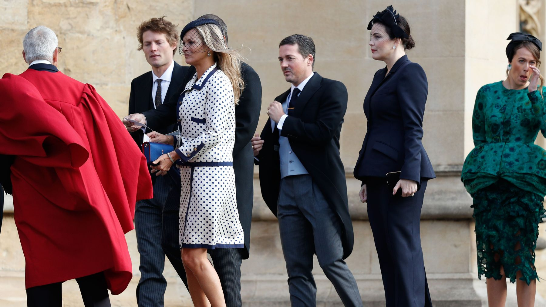 Kate Moss Wedding.Dissecting Kate Moss Stellar Royal Wedding Guest Outfit Grazia
