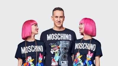 Every Piece From The Moschino [TV] H&M Connection