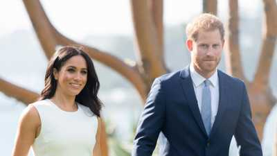 Meghan Markle's First Maternity Look Included A Secret Tribute To Princess Diana