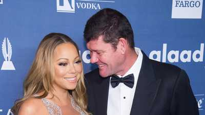 Mariah Carey's Wedding Plans Were Disrupted In The Most Extra Way Possible