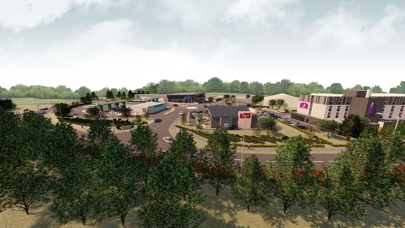 Borders set for jobs boost as councillors approve plans for region's first Premier Inn