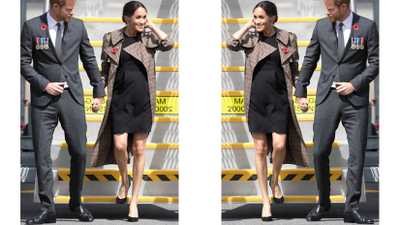 Meghan Markle's Latest Dress Cost Just £35