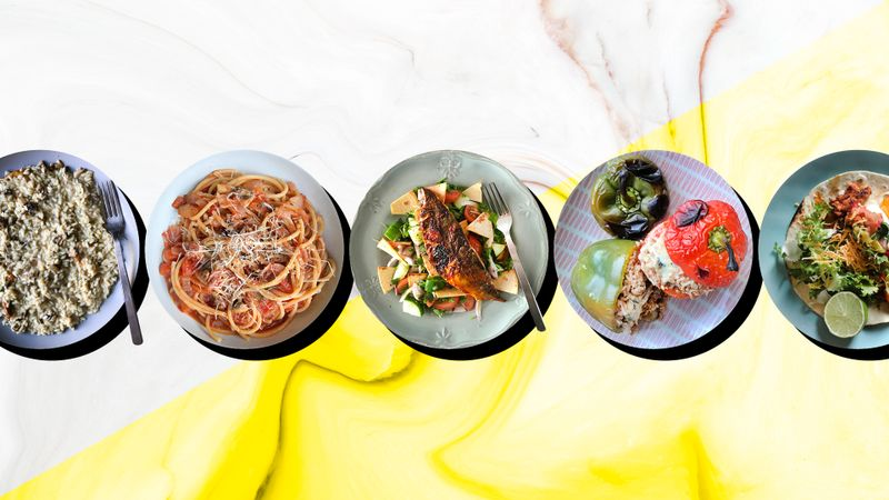 5 Meals, 5 Nights, No Waste: 20-Minute Meals So Fancy We Can't Even Pronounce Them
