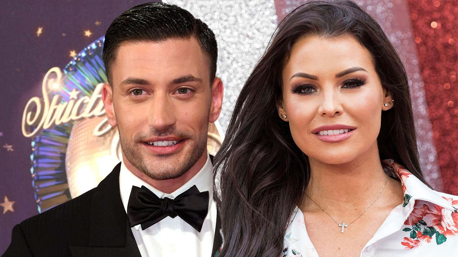Strictly S Giovanni Pernice Breaks Silence After That Row With Jess Wright Celebrity Heat