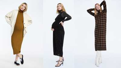 Hey Meghan, Zara Just Quietly Launched A Maternity Range
