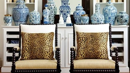 17 Rooms That Prove Animal Print Isn T Just For Your Wardrobe Grazia