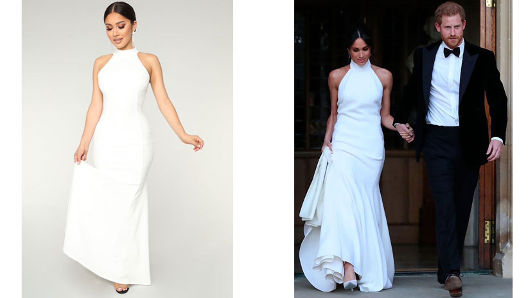 6567ce8d4775 For £35 You Can Now Get A Replica Of Meghan's Stella McCartney ...