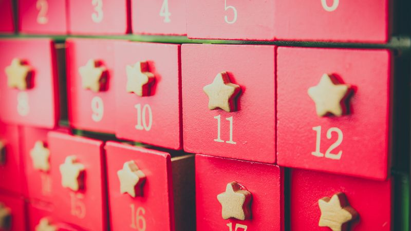 Best and oddest advent calendars 2018