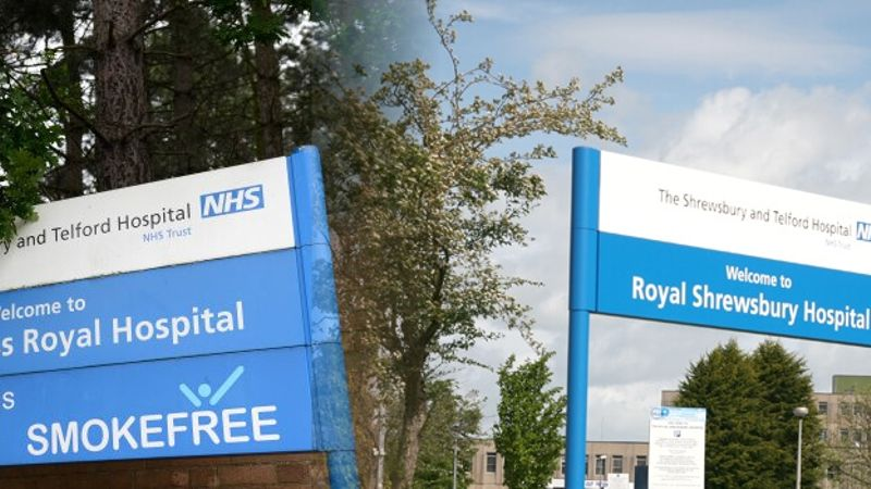 Inspectors: More work needed at scandal-hit Shropshire NHS trust