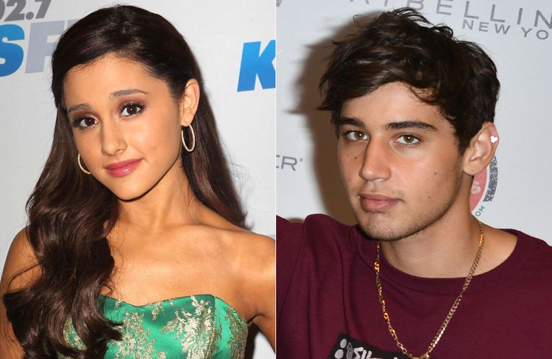 tom and ariana dating 2015