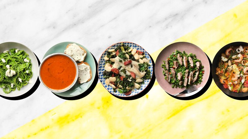 5 Meals, 5 Nights, No Waste: Winter Is Coming But That's Fine Because These Cold-Weather Meals Are Amazing
