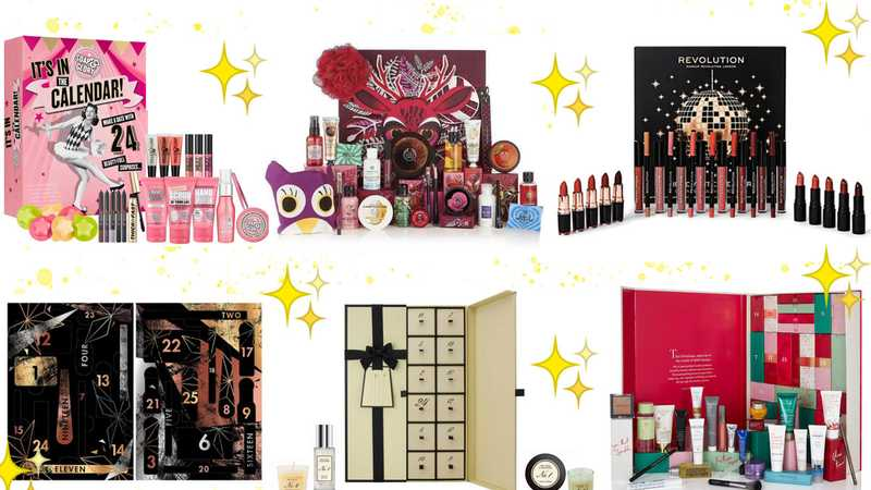Affordable Beauty Advent Calendars 2018: We want them ALL this Christmas 💅🏼