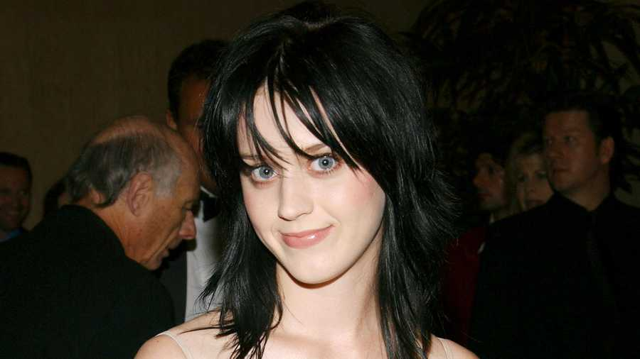 Katy Perry, then