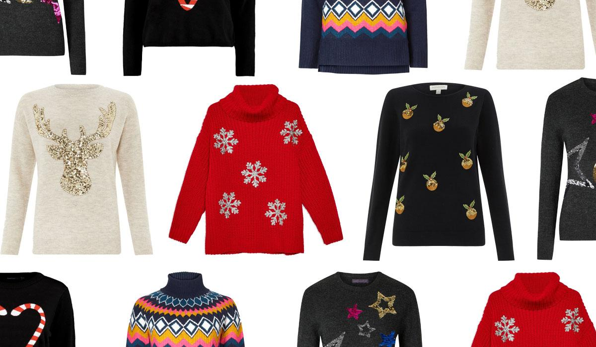 Christmas Jumpers 2018: The best edit for the festive season - heatworld