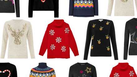 Christmas Jumpers.11 Wearable Christmas Jumpers That Will Get You Into The