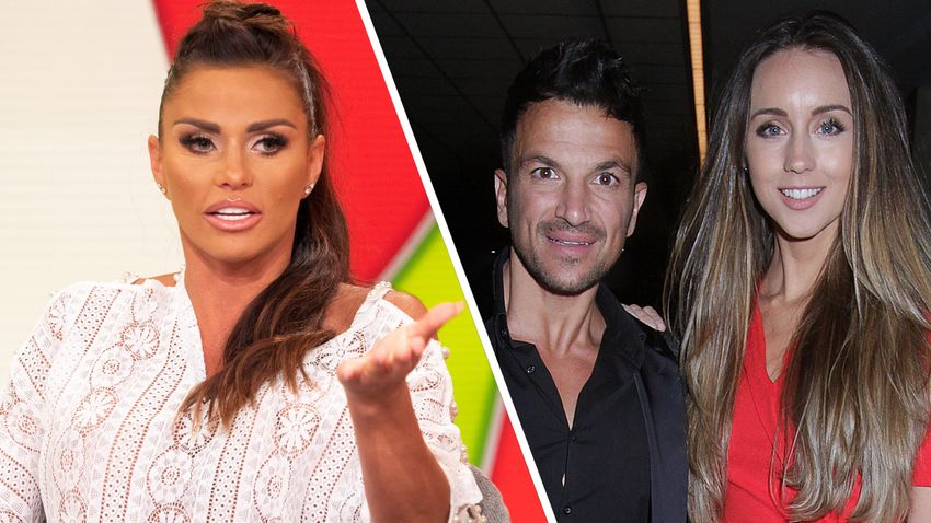 Katie Price Vows Revenge On Peter Andre S Wife Emily Macdonagh Closer