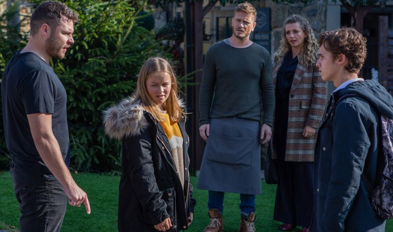 Emmerdale spoilers: Maya Stepney's affair with her PUPIL Jacob