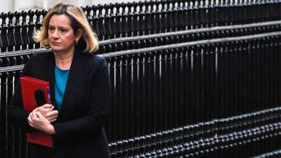 Amber Rudd Exclusive: 'Loyalty Is Important'