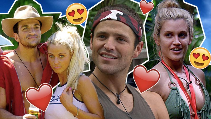 I'm A Celebrity... Get Me Out Of Here! All the relationships and near-miss romances