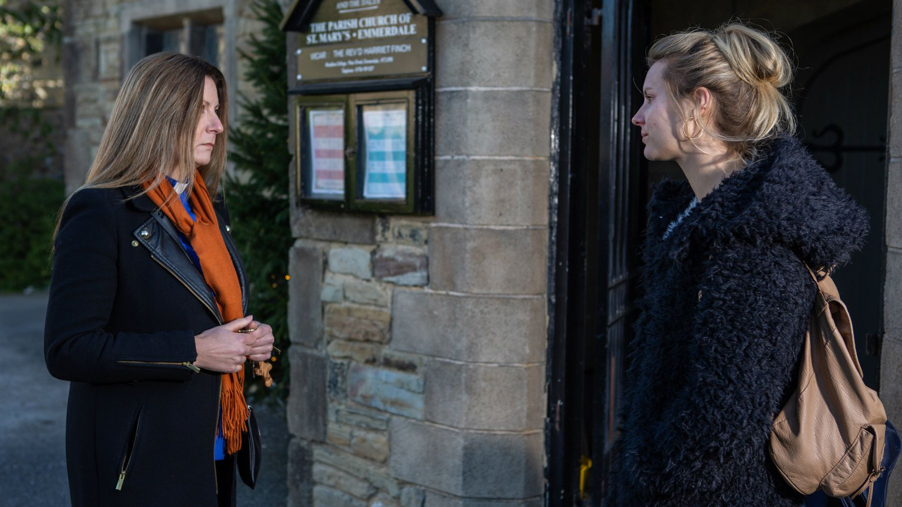 Emmerdale spoilers: Dawn and Harriet Finch share a SECRET | Closer