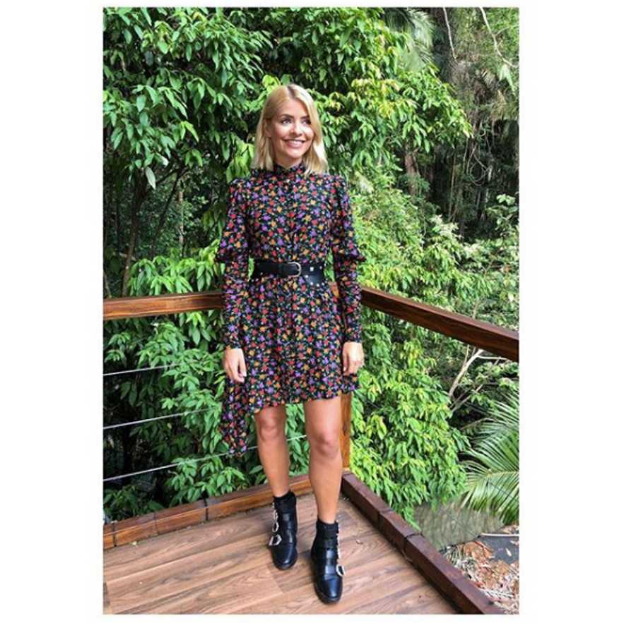 9c15cacc7eb4 Holly Willoughby's clothes from I'm a Celebrity and where to buy ...
