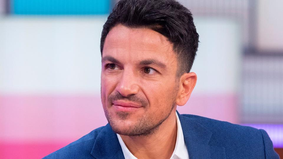 Peter Andre Reveals The Incredible Skill He S Passing Onto His Two Year Old Son Celebrity Heat