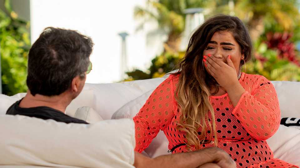 1877ba4f89 Scarlett Lee reveals how she KNEW she wouldn t win The X Factor ...