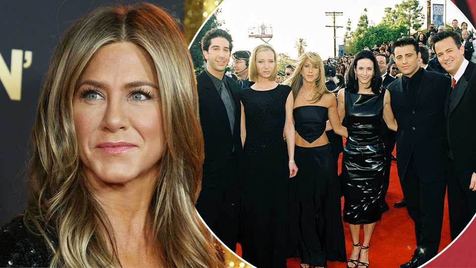 Jennifer Aniston reveals which of the Friends is BLOCKING a
