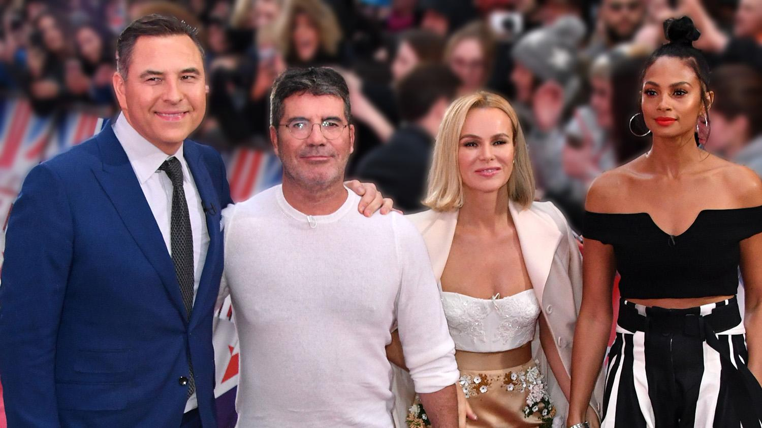 David Walliams Reveals He May Not Return To Britain S Got Talent Entertainment Heat