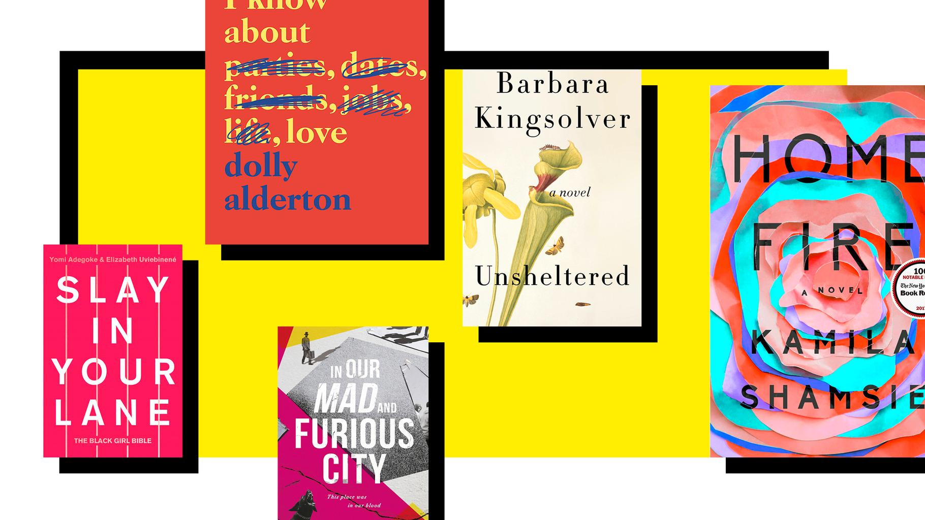 The 12 Books We Couldn't Stop Talking About This Year | Life | Books