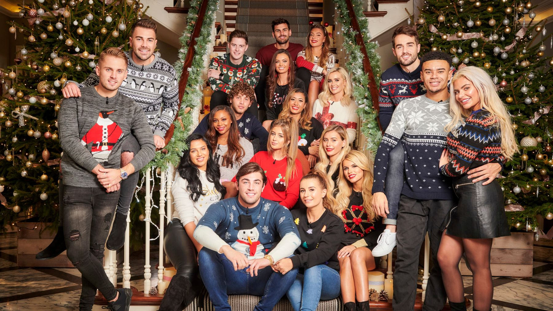 Christmas Thoughts.12 Thoughts I Had Watching The Love Island Christmas Reunion