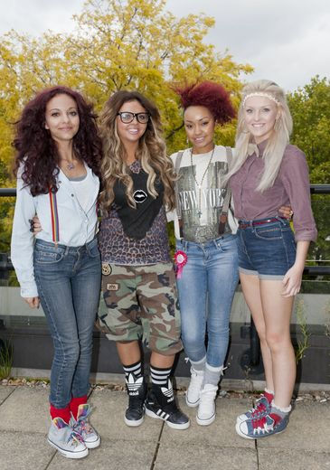 Little Mix: What are Little Mix's names?