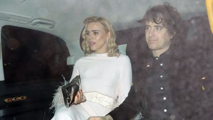 Billie Piper Welcomes Her First Child With Boyfriend Johnny Lloyd Celebrity Heat