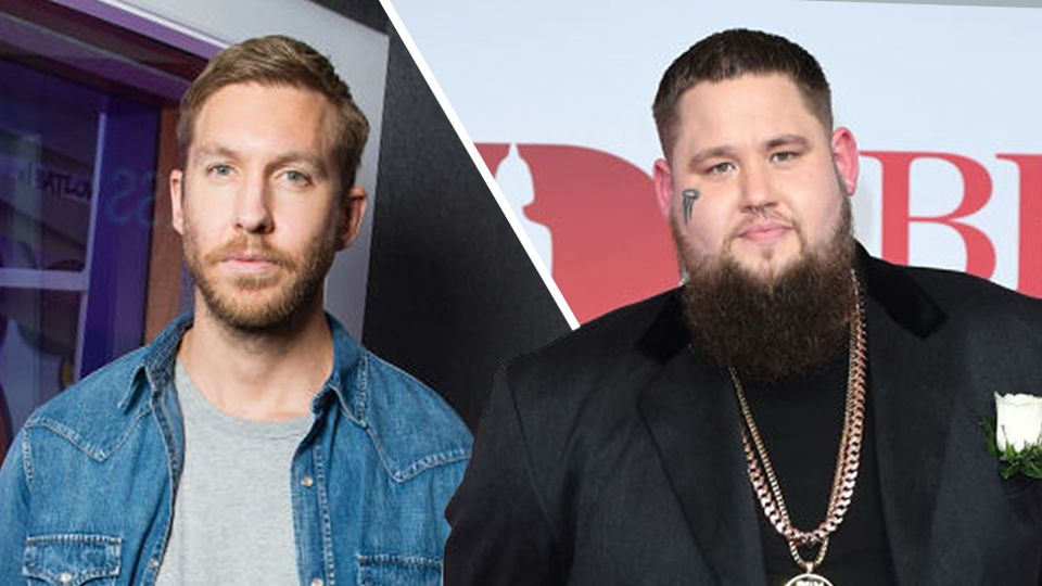 Calvin Harris the unusual way his collaboration with Rag 'n