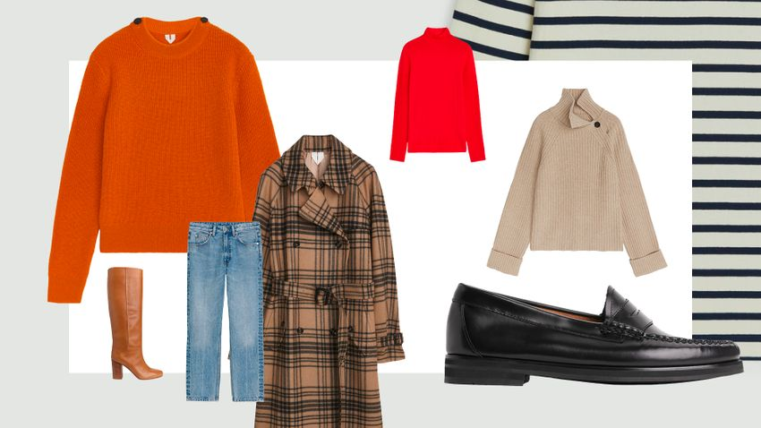 The Scandi Answer To Your Winter To Spring Transitional Wardrobe Grazia