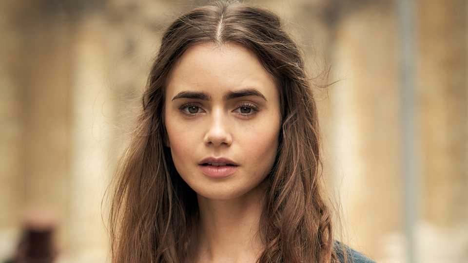 Lily Collins has revea...