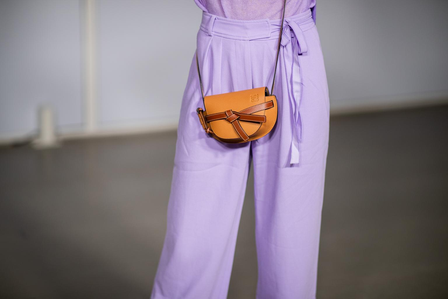 How To Style Lilac Like It's Fashion Week All Year Round