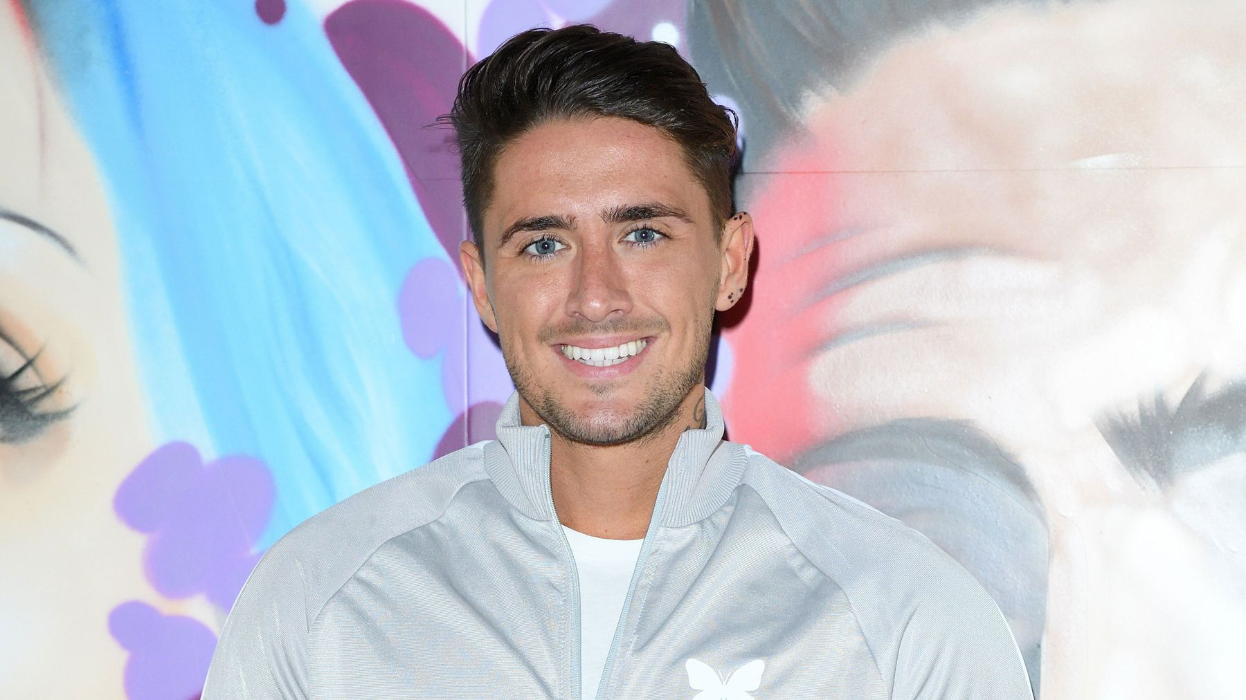 Stephen Bear gets ex's name on wrist in desperate attempt to