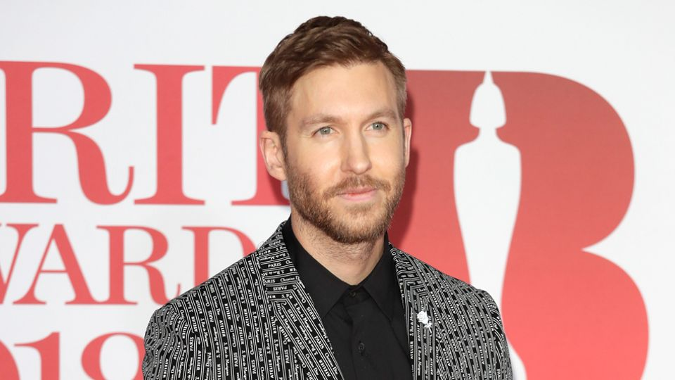 Calvin Harris doesn't like his family calling him by his