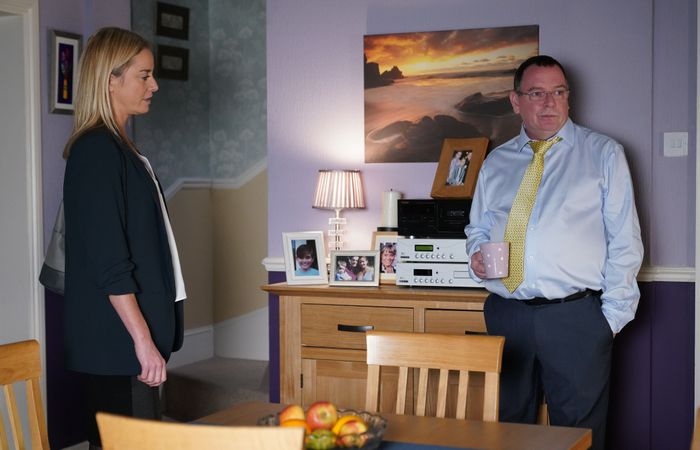EastEnders spoilers: Hunter Owen spirals out of control
