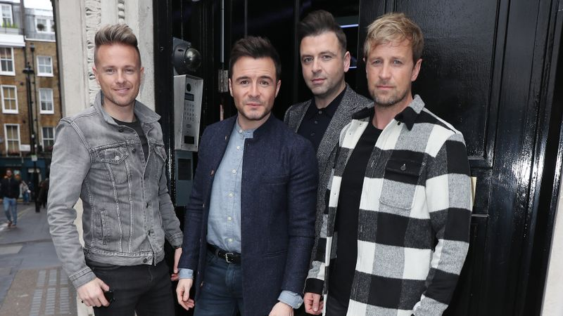 Westlife announce huge Ireland stadium show for 2020