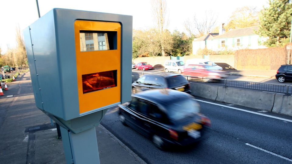 New speed cameras at traffic lights are given the green light across