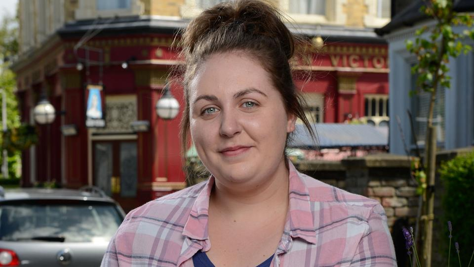 Clair Norris looks COMPLETELY different to her EastEnders character Bernadette Taylor