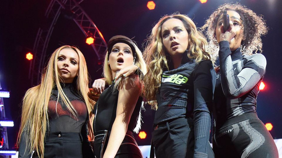 Little Mix Drop Amazing Video For New Single Think About Us Entertainment Heat