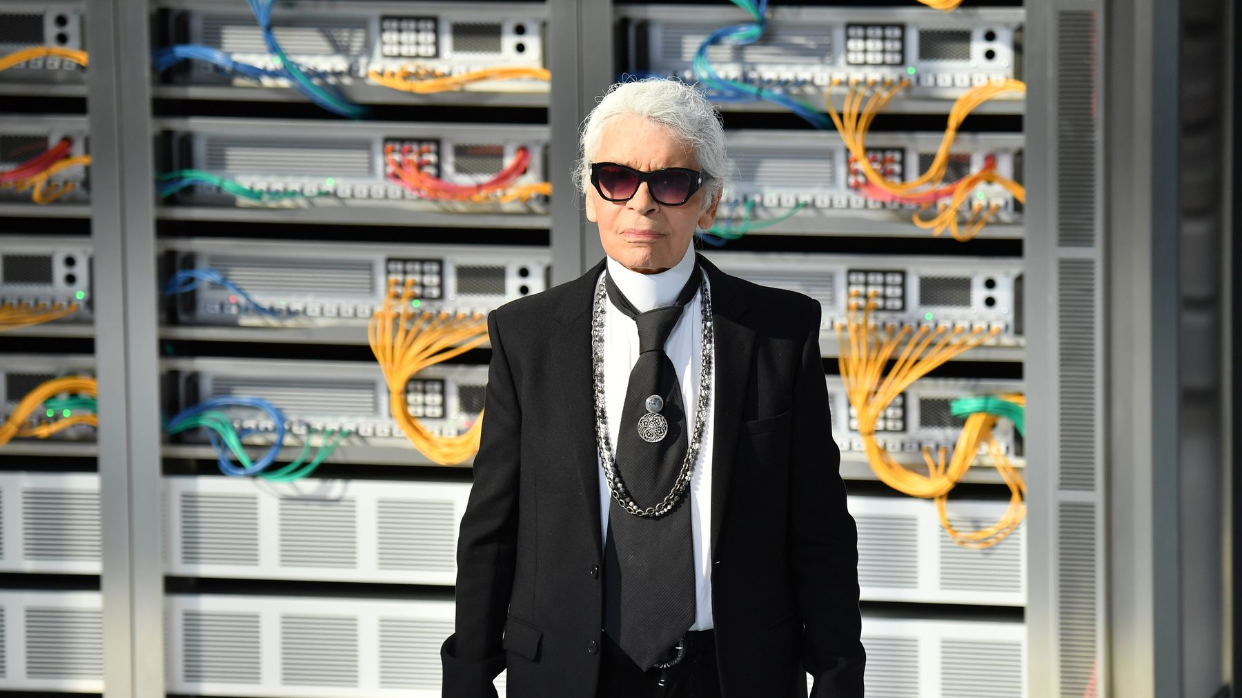 63cf3118ad Karl Lagerfeld s Most Iconic Chanel Looks
