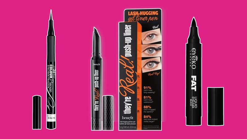 The Best Liquid Eyeliners Around