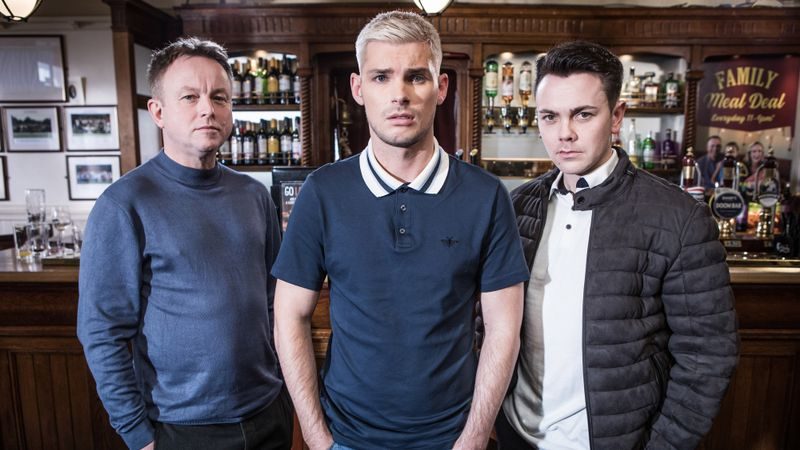 Hollyoaks spoilers: Will Ste Hay join the far-right extremists group?