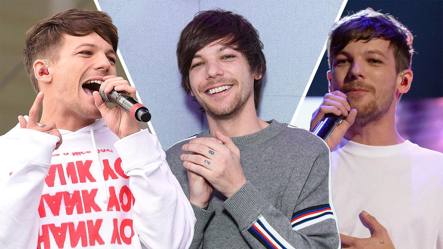 Louis Tomlinson: Everything you need to know about the