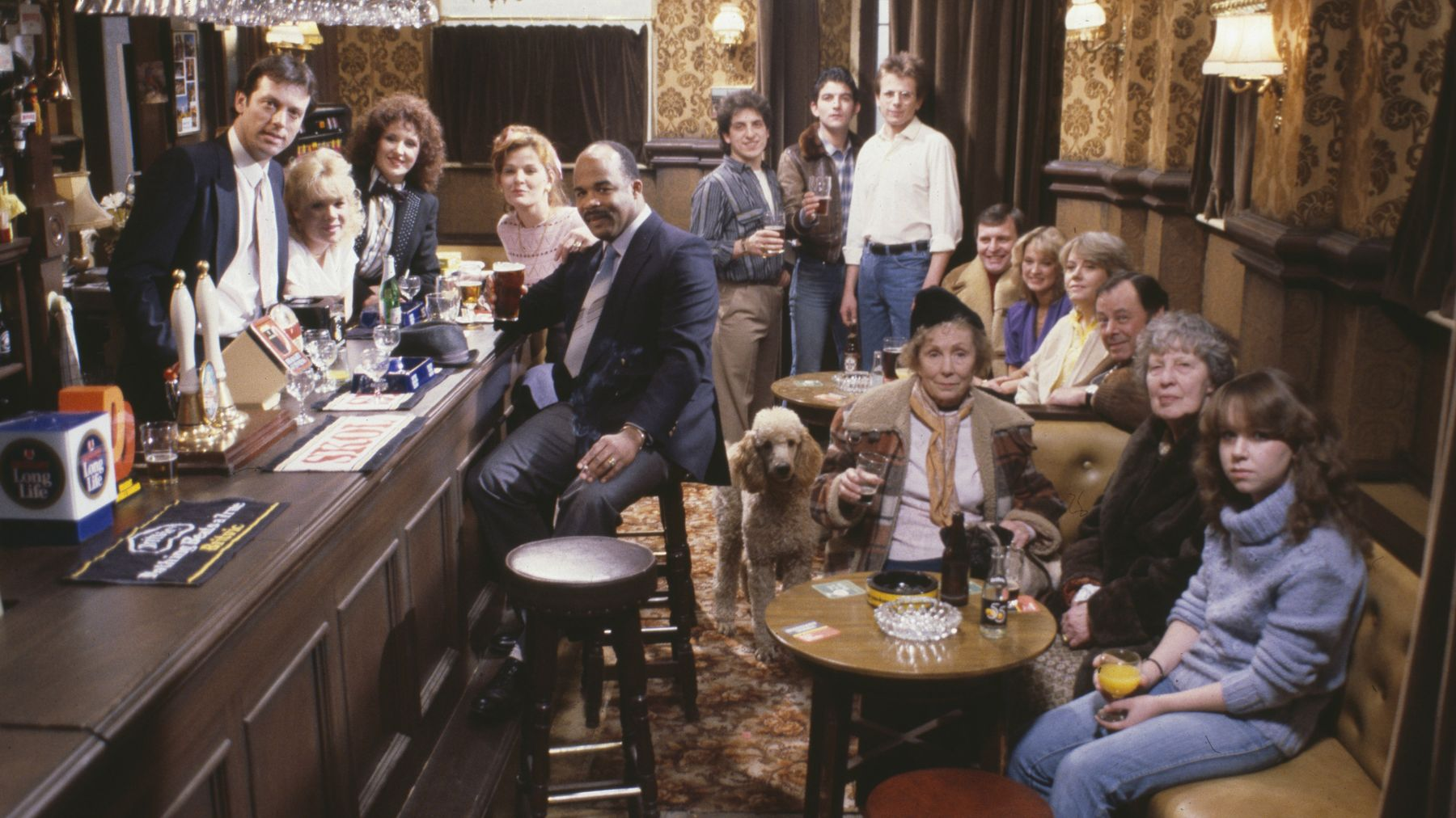 EastEnders original cast: then and now | Closer